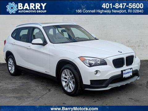 2015 BMW X1 for sale at BARRYS Auto Group Inc in Newport RI