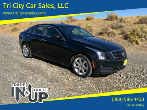 2016 Cadillac ATS for sale at Tri City Car Sales, LLC in Kennewick WA
