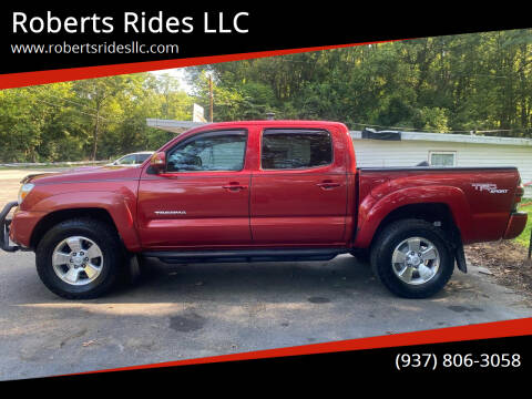 2012 Toyota Tacoma for sale at Roberts Rides LLC in Franklin OH