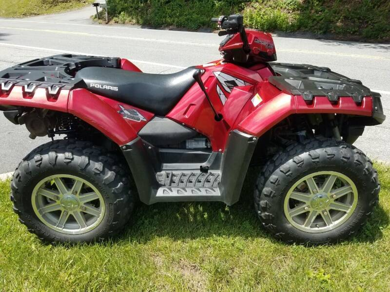 2014 Polaris Sportsman 550 EPS for sale at WILKINS MOTORSPORTS in Brewster NY