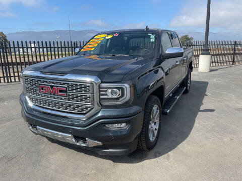 2017 GMC Sierra 1500 for sale at Soledad Auto Sales in Soledad CA