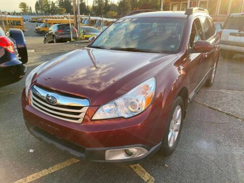 2012 Subaru Outback for sale at SNS AUTO SALES in Seattle WA