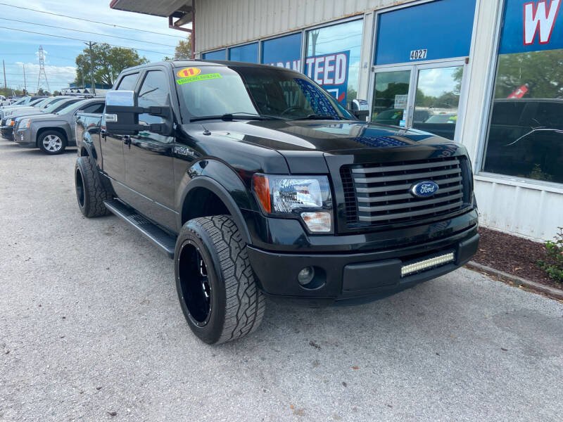 2011 Ford F-150 for sale at Lee Auto Group Tampa in Tampa FL