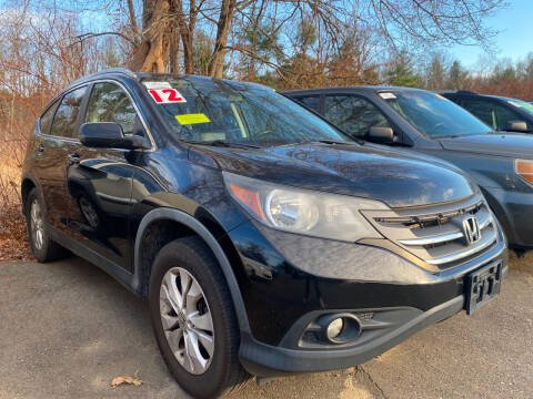 2012 Honda CR-V for sale at Royal Crest Motors in Haverhill MA