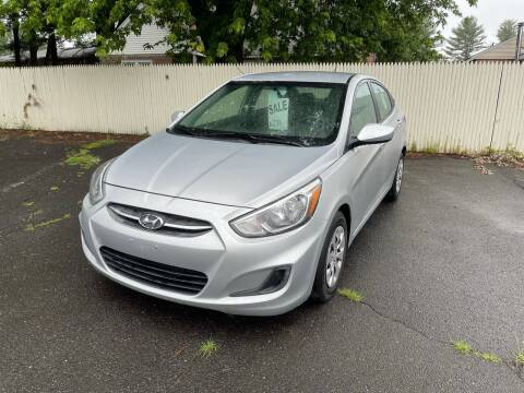 2017 Hyundai Accent for sale at Brill's Auto Sales in Westfield MA