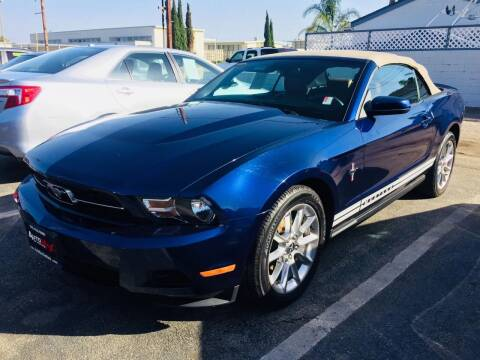 2010 Ford Mustang for sale at Auto Max of Ventura in Ventura CA