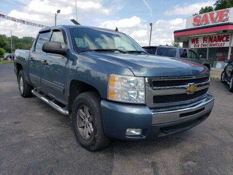 2011 Chevrolet Silverado 1500 for sale at Right Place Auto Sales in Indianapolis IN