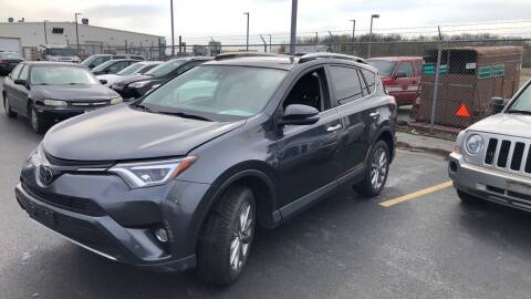 2016 Toyota RAV4 for sale at Davidson Auto Deals in Syracuse IN