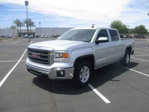 2014 GMC Sierra 1500 for sale at Corporate Auto Wholesale in Phoenix AZ
