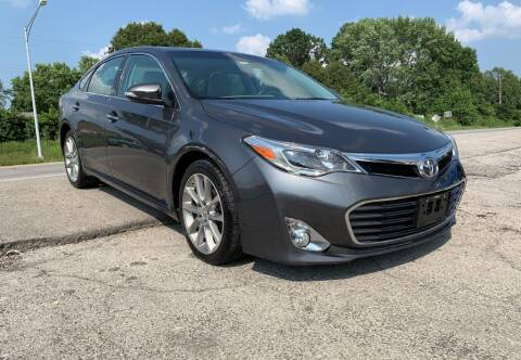 2014 Toyota Avalon for sale at InstaCar LLC in Independence MO