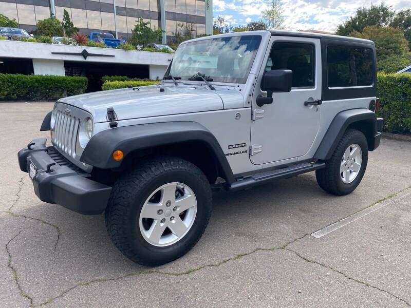 2011 Jeep Wrangler for sale at INTEGRITY AUTO in San Diego CA