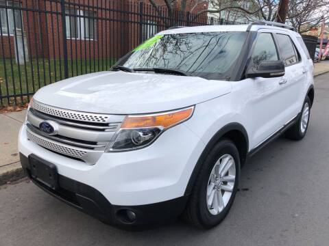 2013 Ford Explorer for sale at Commercial Street Auto Sales in Lynn MA