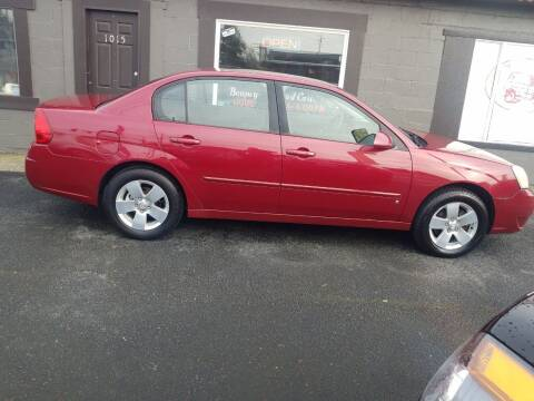2006 Chevrolet Malibu for sale at Bonney Lake Used Cars in Puyallup WA