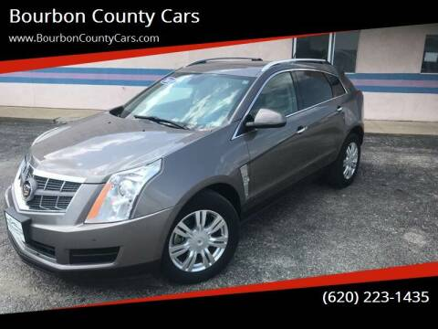 2011 Cadillac SRX for sale at Bourbon County Cars in Fort Scott KS