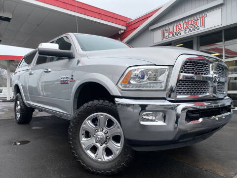 2015 RAM Ram Pickup 2500 for sale at Furrst Class Cars LLC  - Independence Blvd. in Charlotte NC