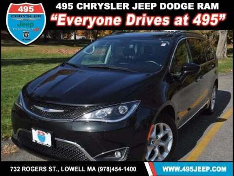 2020 Chrysler Pacifica for sale at 495 Chrysler Jeep Dodge Ram in Lowell MA