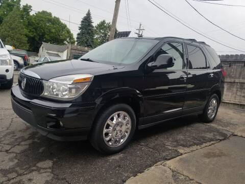 2007 Buick Rendezvous for sale at DALE'S AUTO INC in Mt Clemens MI