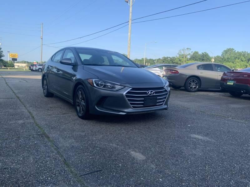 2018 Hyundai Elantra for sale at Exit 1 Auto in Mobile AL