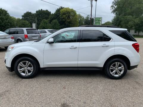 2013 Chevrolet Equinox for sale at SS AUTO PRO'S in Otsego MI