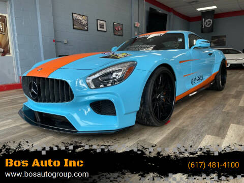 2016 Mercedes-Benz AMG GT for sale at Bos Auto Inc in Quincy MA