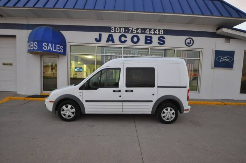 2010 Ford Transit Connect for sale at Jacobs Ford in Saint Paul NE