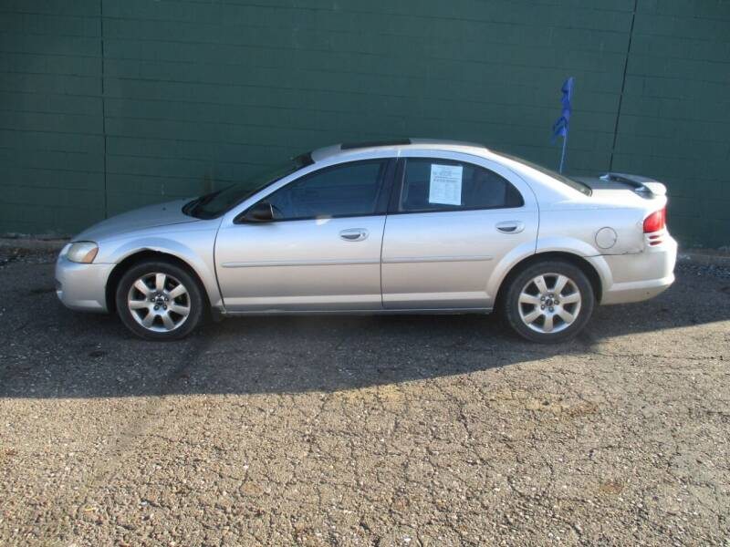 2004 Dodge Stratus for sale at Sally & Assoc. Auto Sales Inc. in Alliance OH