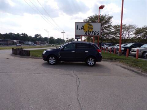 2008 Saturn Vue for sale at L A AUTOS in Omaha NE