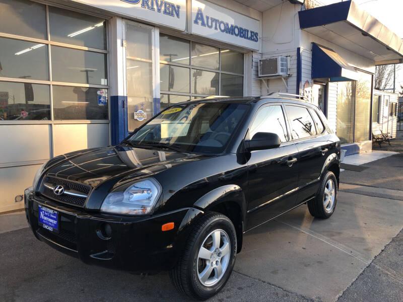 2008 Hyundai Tucson for sale at Jack E. Stewart's Northwest Auto Sales, Inc. in Chicago IL