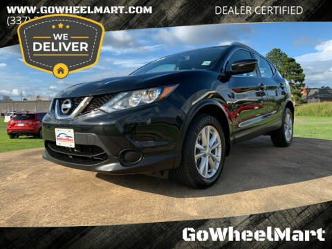 2018 Nissan Rogue Sport for sale at GOWHEELMART in Available In LA