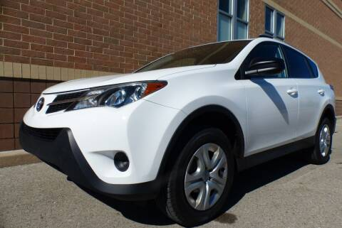 2015 Toyota RAV4 for sale at Macomb Automotive Group in New Haven MI