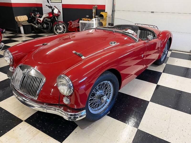 1959 MG MGA for sale at AB Classics in Malone NY
