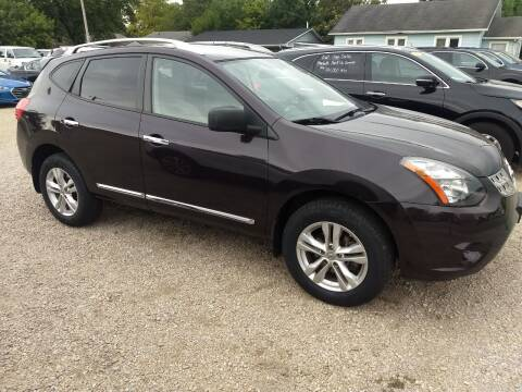 2015 Nissan Rogue Select for sale at Economy Motors in Muncie IN