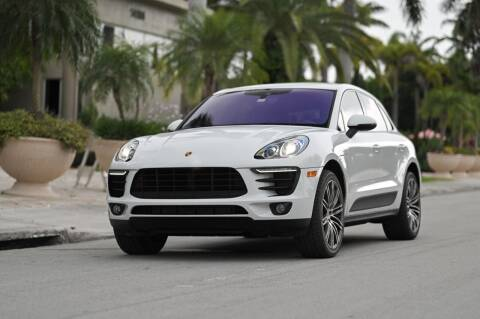 2017 Porsche Macan for sale at EURO STABLE in Miami FL