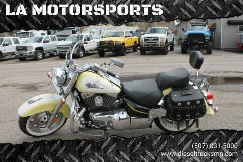 1998 Suzuki INTRUDER 1500 for sale at LA MOTORSPORTS in Windom MN