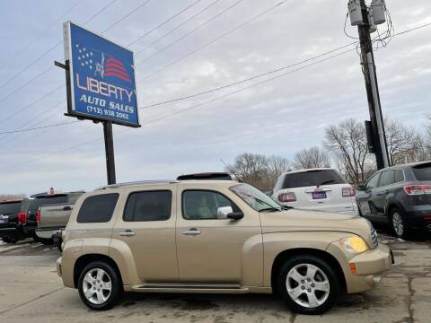 2006 Chevrolet HHR for sale at Liberty Auto Sales in Merrill IA