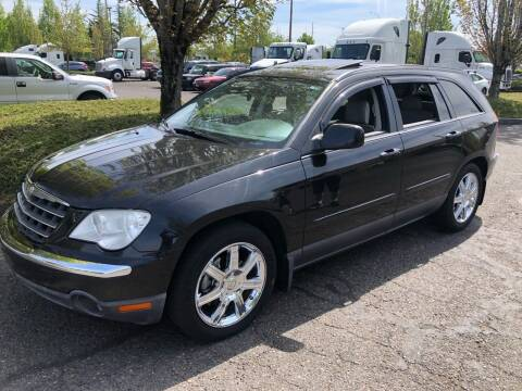 2007 Chrysler Pacifica for sale at Blue Line Auto Group in Portland OR