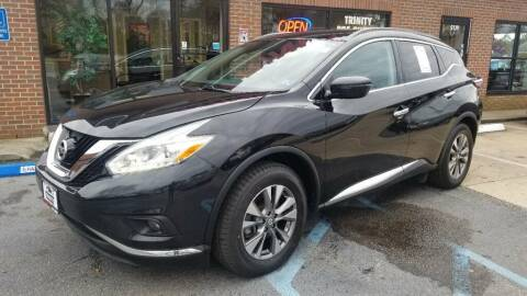 2016 Nissan Murano for sale at Bankruptcy Car Financing in Norfolk VA