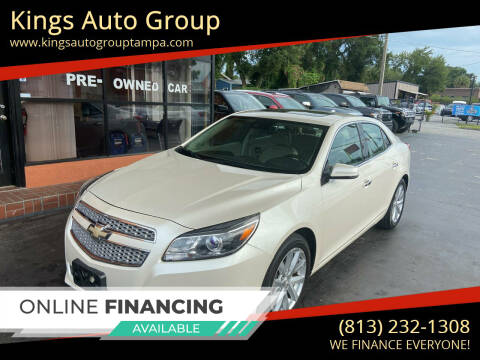 2013 Chevrolet Malibu for sale at Kings Auto Group in Tampa FL