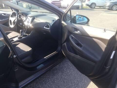 2017 Chevrolet Cruze for sale at AMC Auto in Roseville MI