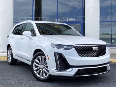2020 Cadillac XT6 for sale at Capital Cadillac of Atlanta New Cars in Smyrna GA