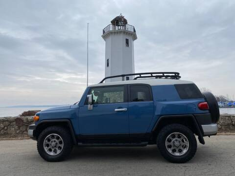 2012 Toyota FJ Cruiser for sale at Firl Auto Sales in Fond Du Lac WI