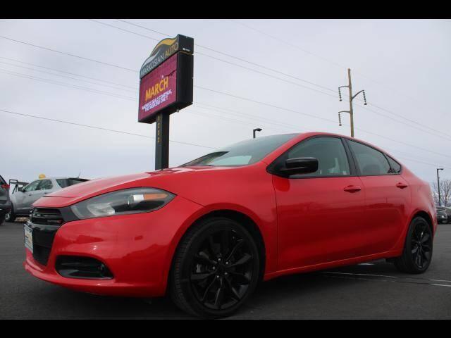 2016 Dodge Dart for sale in West Valley City, UT