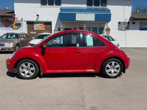 2007 Volkswagen New Beetle for sale at Twin City Motors in Grand Forks ND