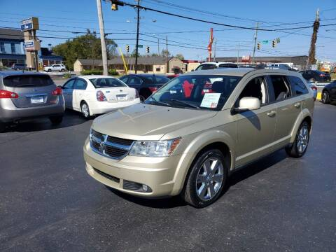 2010 Dodge Journey for sale at Rucker's Auto Sales Inc. in Nashville TN