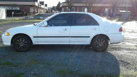 1995 Honda Civic for sale at Car Guys in Kent WA