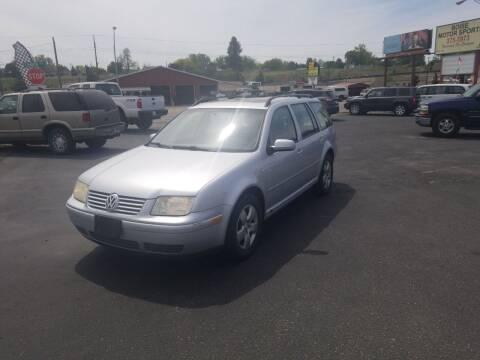 2003 Volkswagen Jetta for sale at Boise Motor Sports in Boise ID