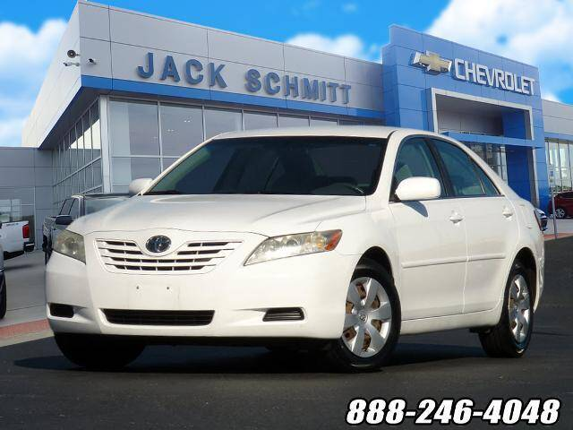 2007 Toyota Camry for sale at Jack Schmitt Chevrolet Wood River in Wood River IL
