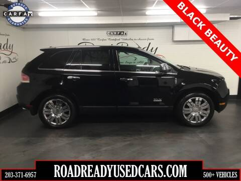 2008 Lincoln MKX for sale at Road Ready Used Cars in Ansonia CT