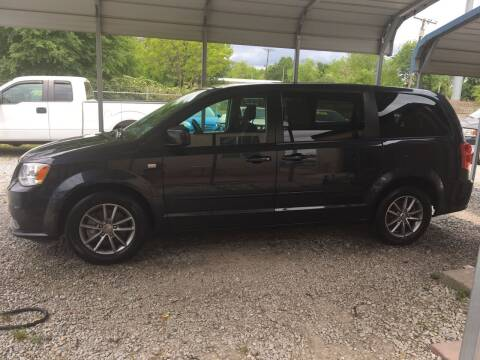 2014 Dodge Grand Caravan for sale at Bobby Lafleur Auto Sales in Lake Charles LA
