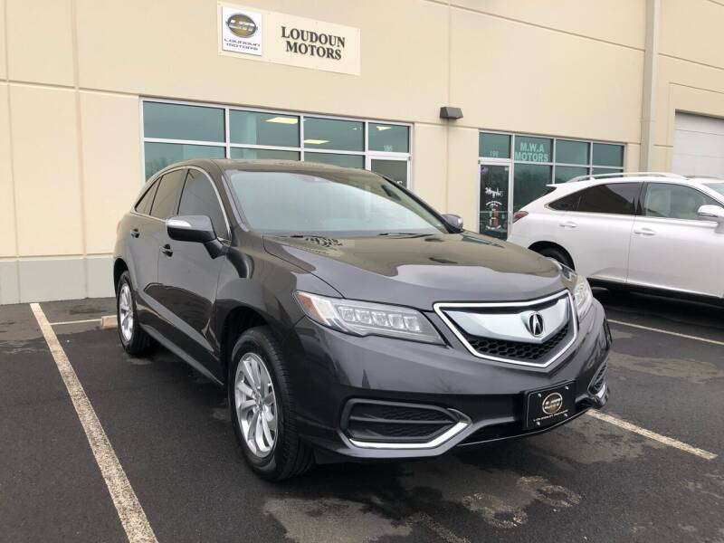 2016 Acura RDX for sale at Loudoun Motors in Sterling VA